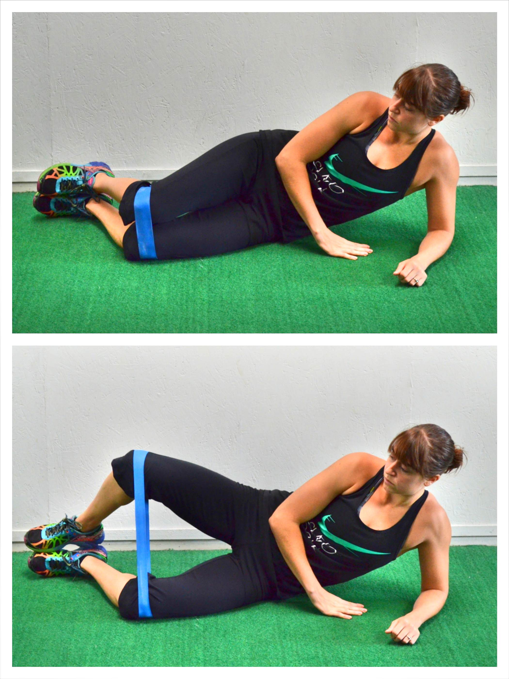 Great Glute Mini Band Moves | Redefining Strength