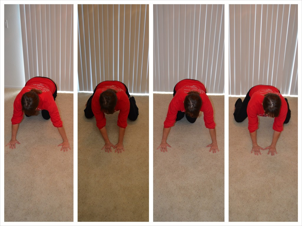 Lateral Crawls