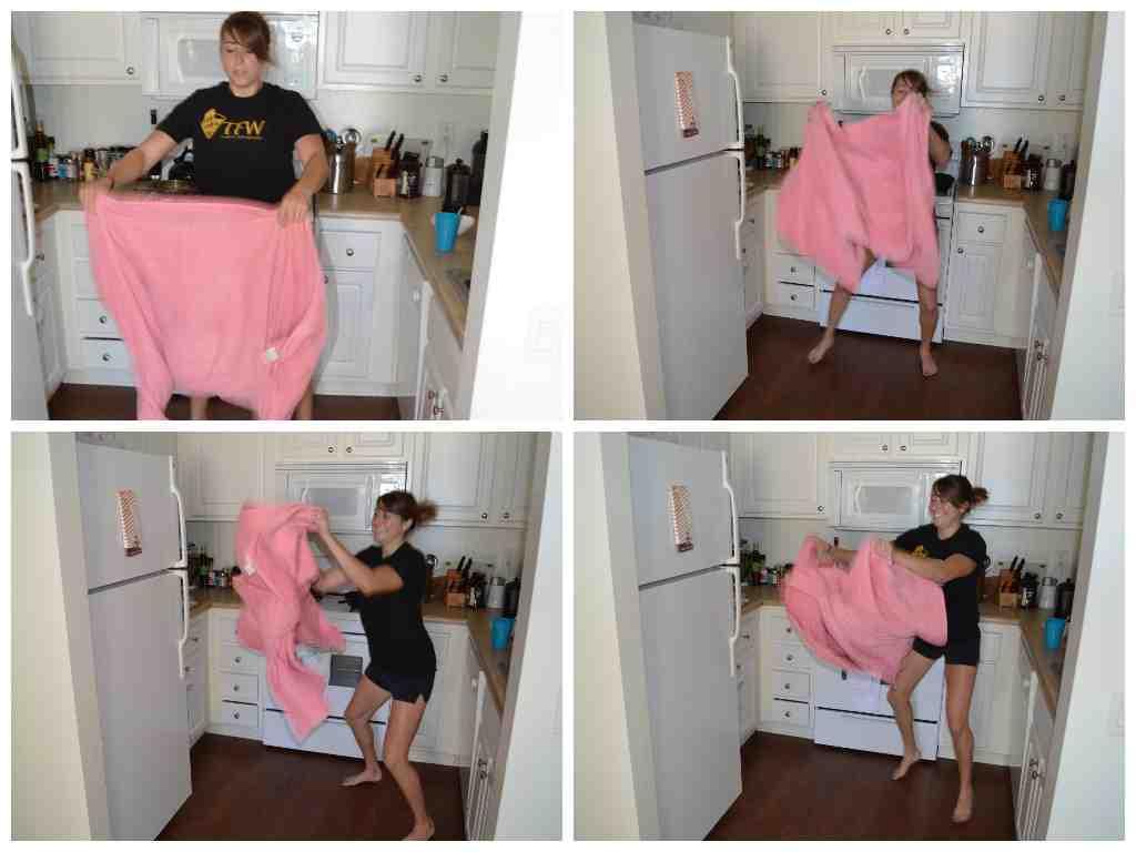 Towel Taz