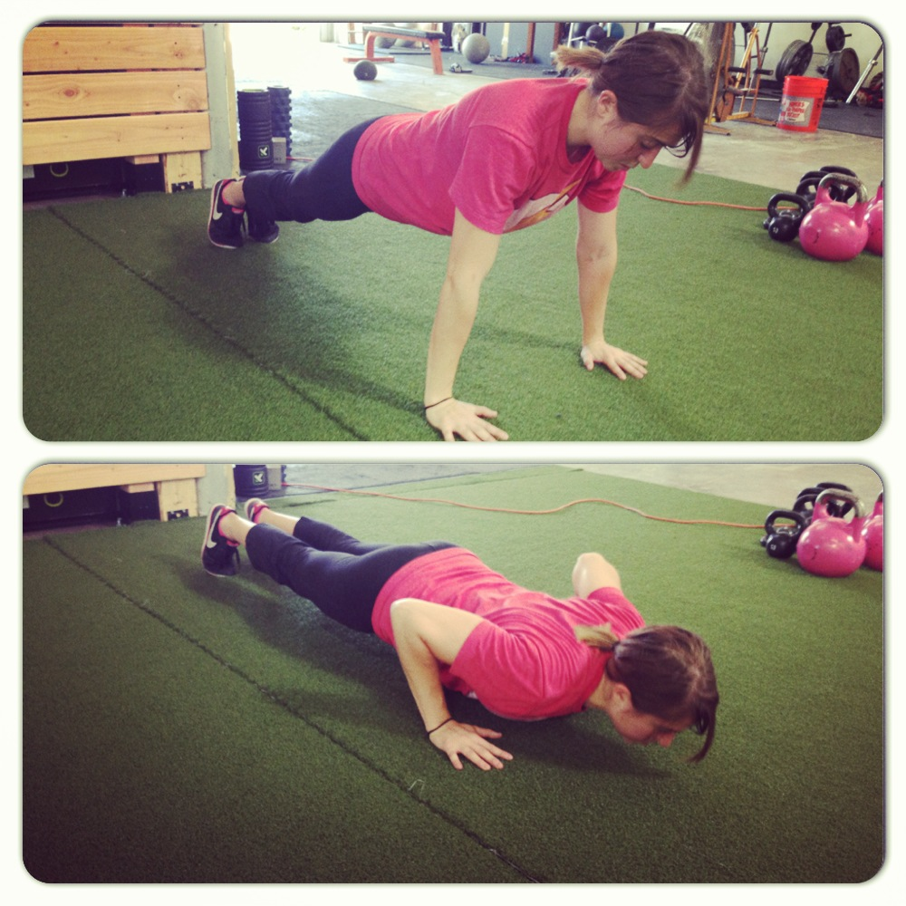 The Perfect Push Up Form | Redefining Strength