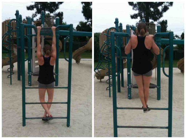 Playground Workouts – Channel Your Inner Child!