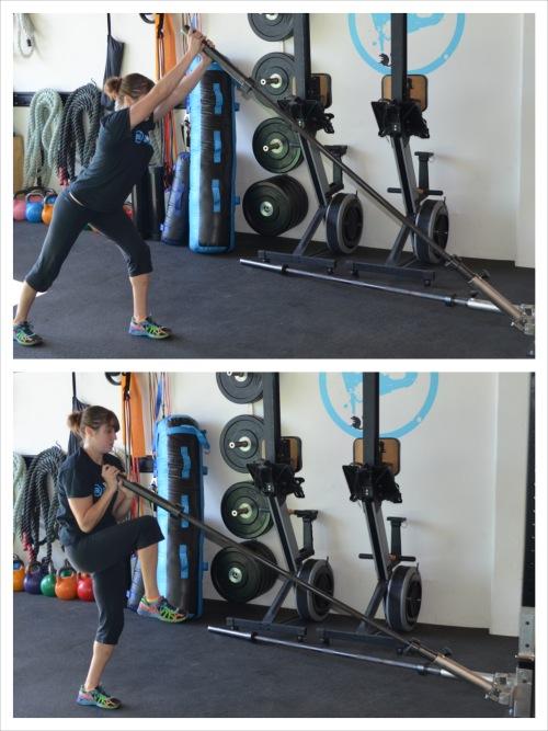 standing-knees