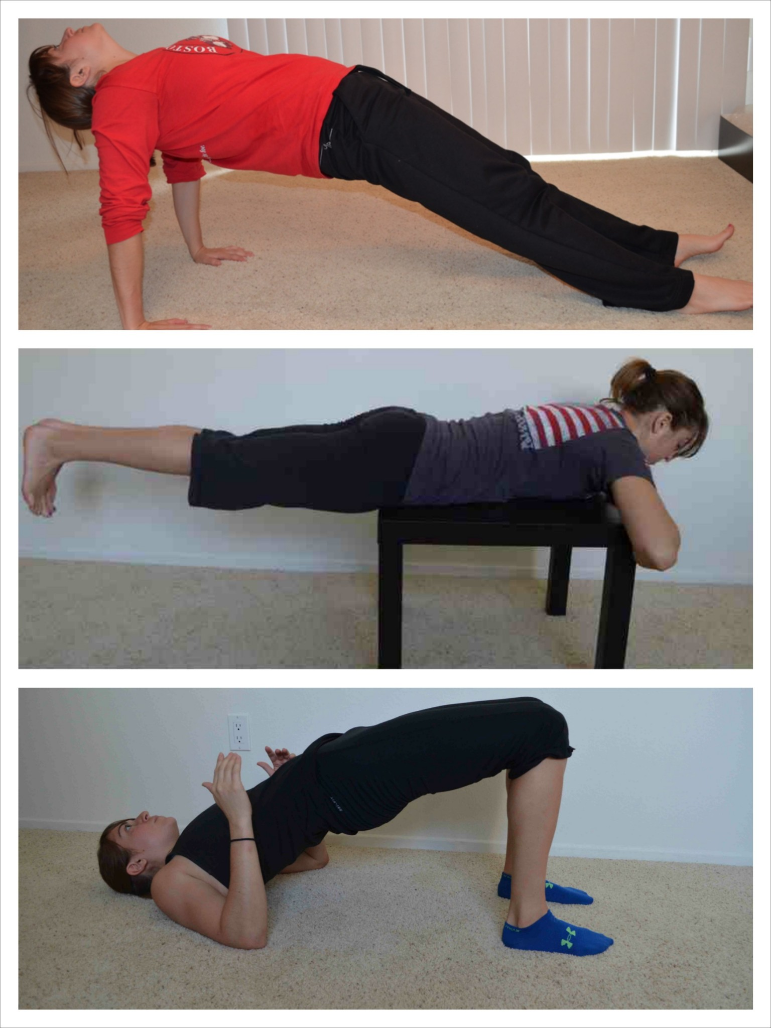 glute activation exercises