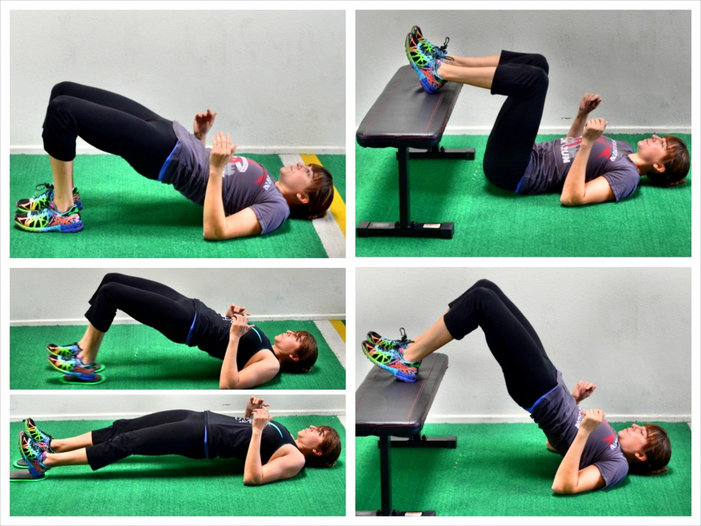 The Best Glute Exercise The Glute Bridge Redefining