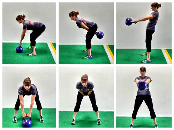 Kettlebell Build A Stronger Butt Workout