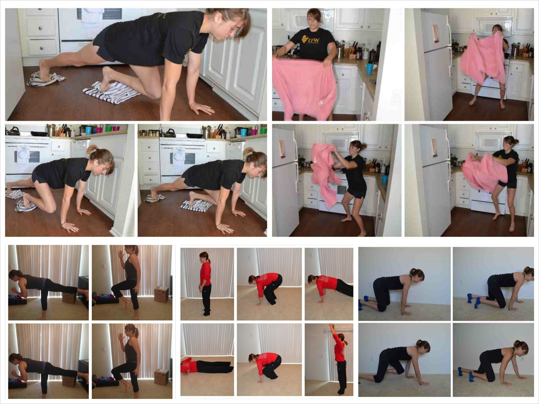 at home cardio exercises