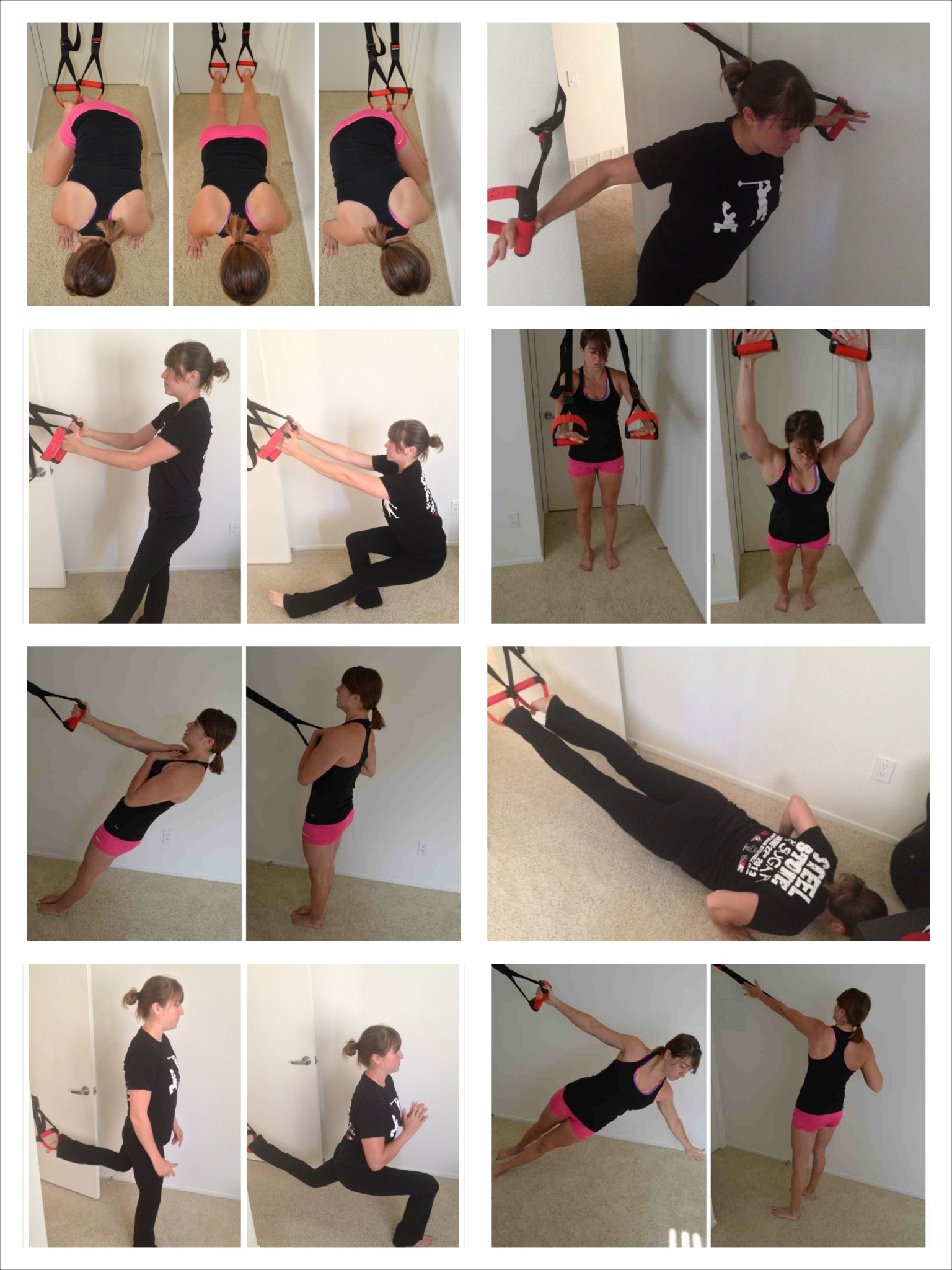 Quick Suspension Trainer Workout