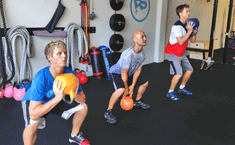 Kettlebell Training Orange County