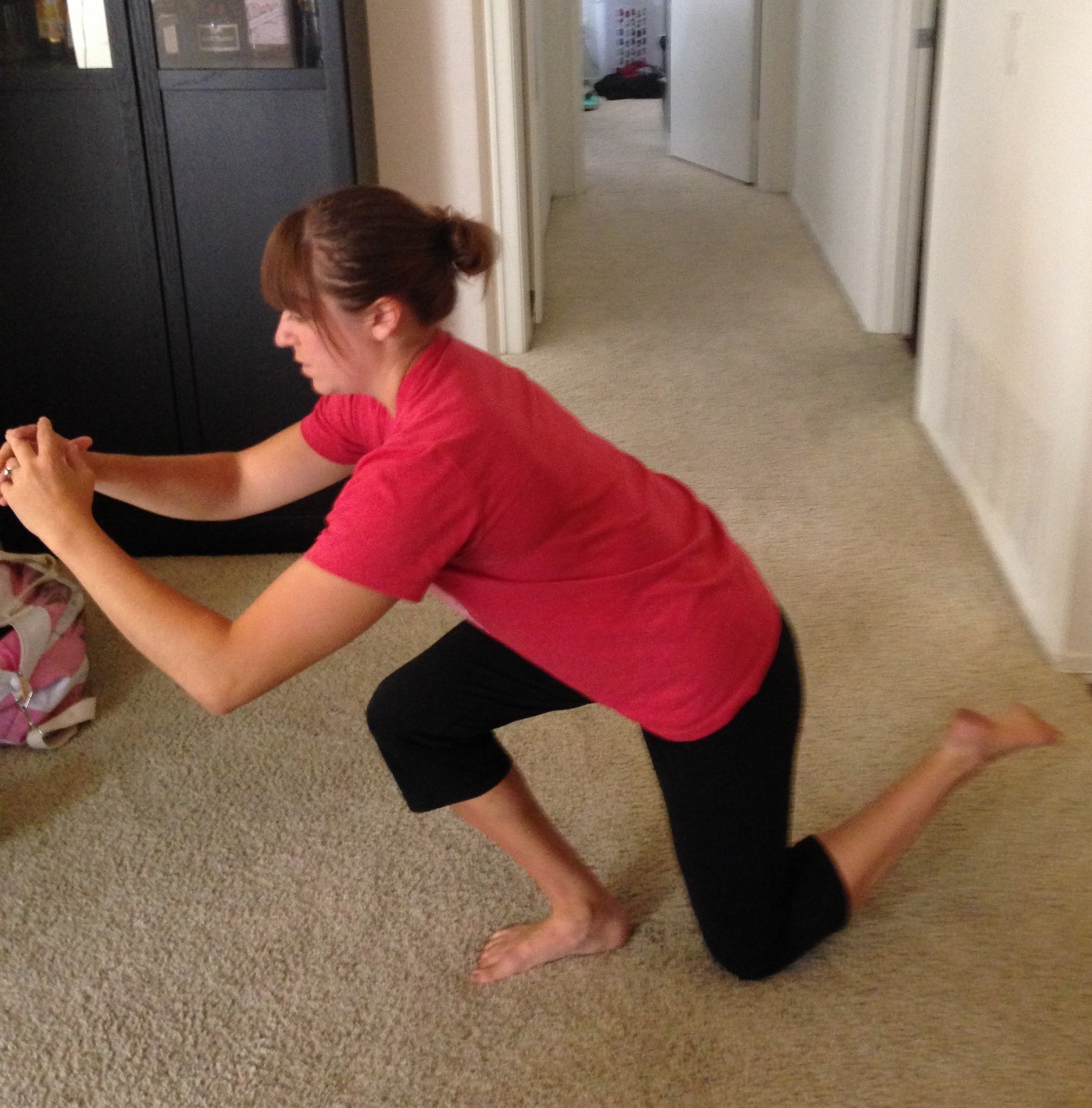 Unilateral Leg Exercises – The Airborne Lunge and Regressions