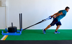 sled training OC