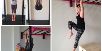 Hanging Ab exercises