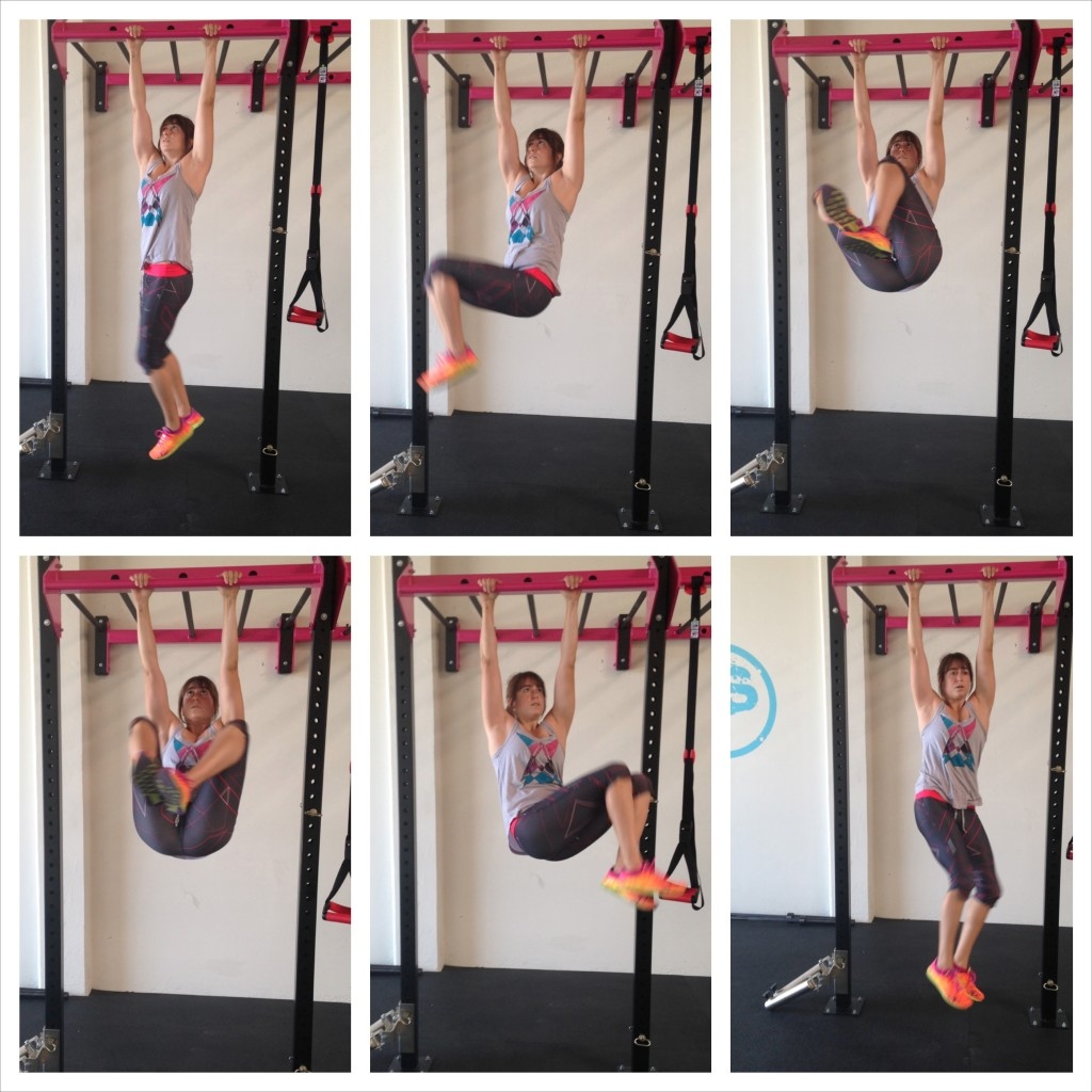 10 Hanging Core Exercises | Redefining Strength