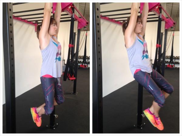 Hanging Pelvic Tilt
