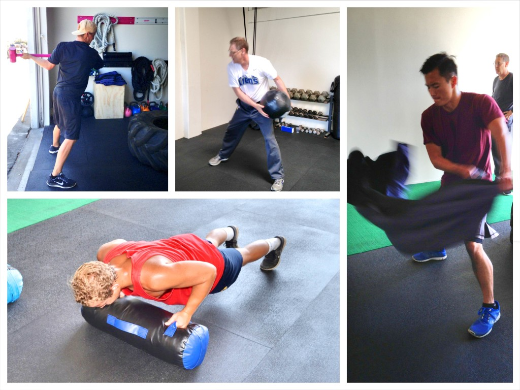 full body cardio circuit training workout