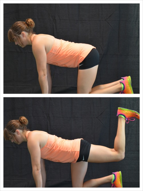 donkey-kick-glute-exercise