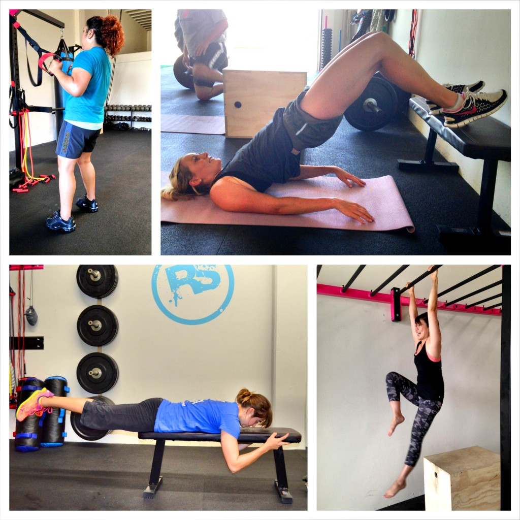 Circuit Training Workout For Strength