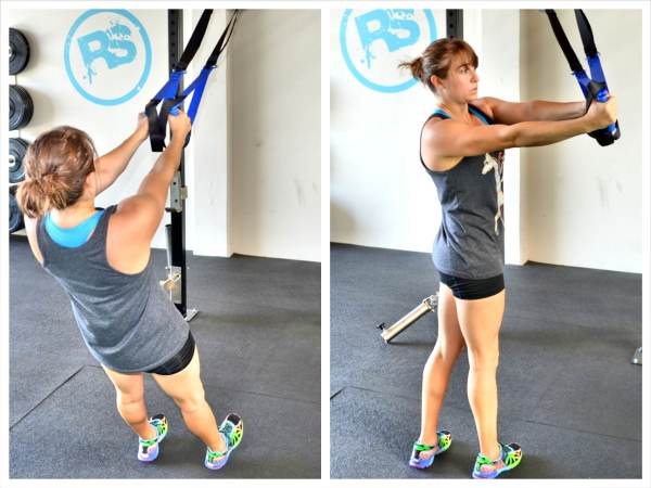 Suspension Trainer Interval Workout