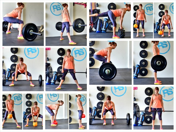 The 10-7-3-1 Deadlift Workout