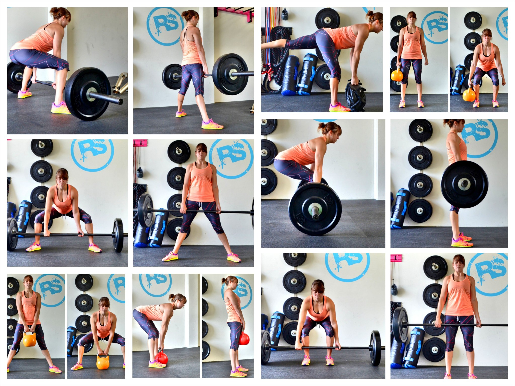Image result for deadlift variations