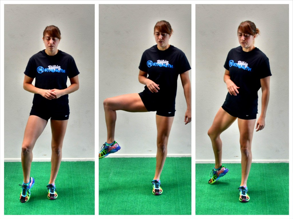 Dynamic Stretches For Runners | Redefining Strength