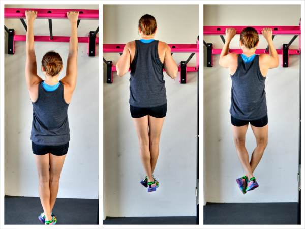 The Improve Your Pull Ups Workout