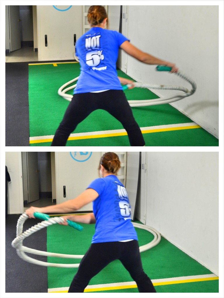 battling-ropes-core-exercise