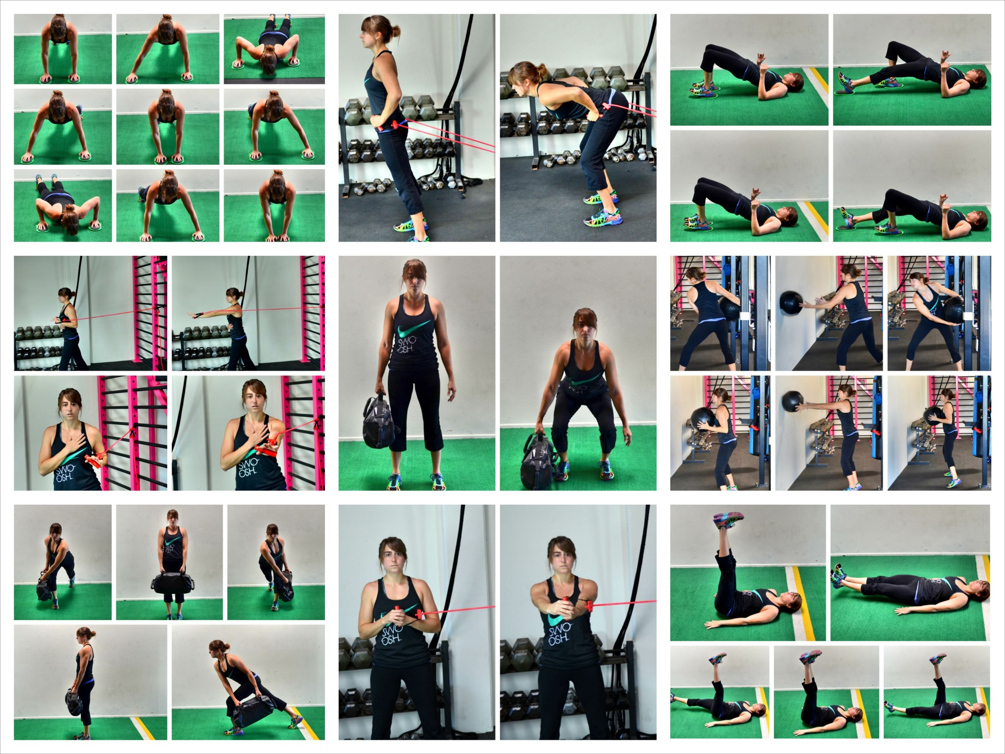 Core Training Redefining Strength