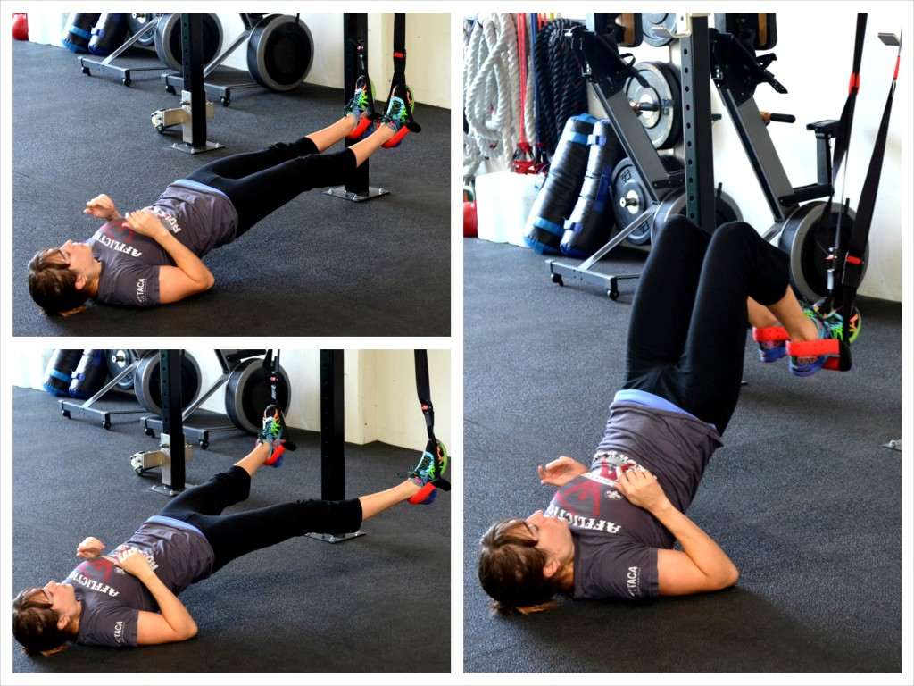 Suspension Trainer Glute Exercises Redefining Strength