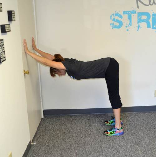 Desk Exercises Redefining Strength