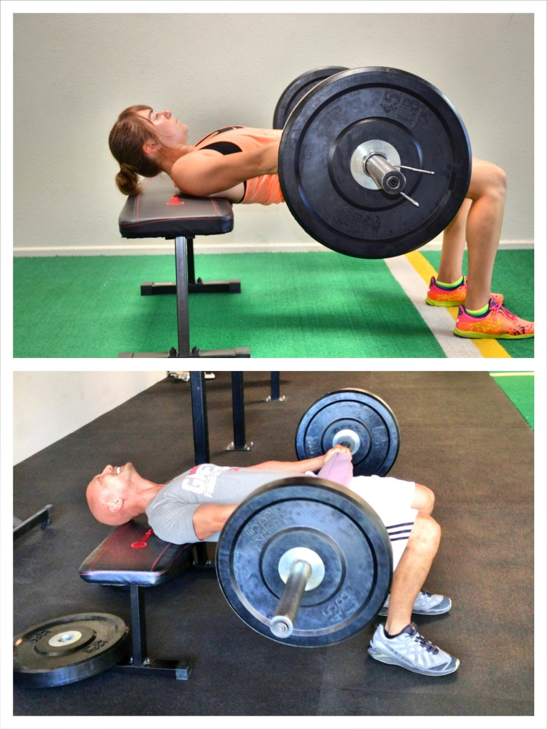 barbell-hip-thruster