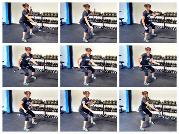 resistance-band-core-exercise
