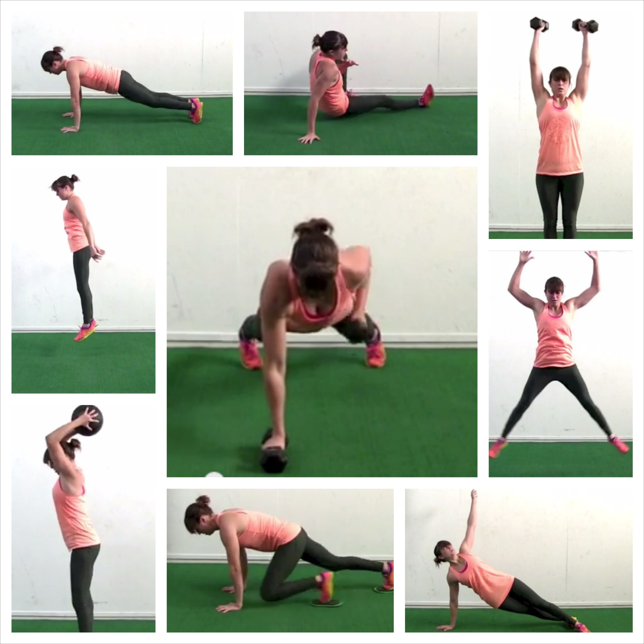 foto Core Exercises: 10 Medicine Ball Moves for Strong Abs