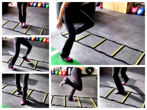 Agility Ladder Drills Redefining Strength