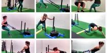 sled-exercises