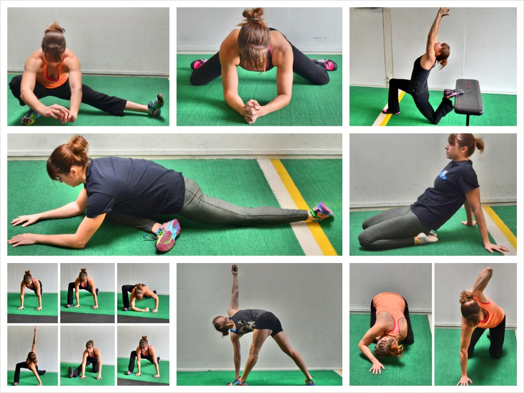 35 Stretches Redefining Strength