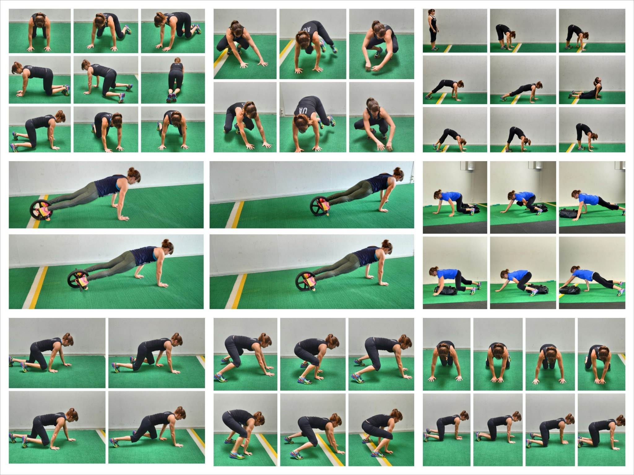 Crawling Exercises Redefining Strength