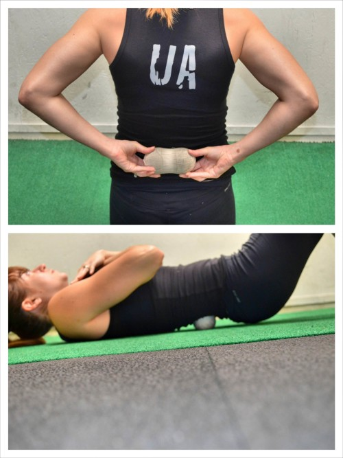 peanut-low-back-foam-rolling