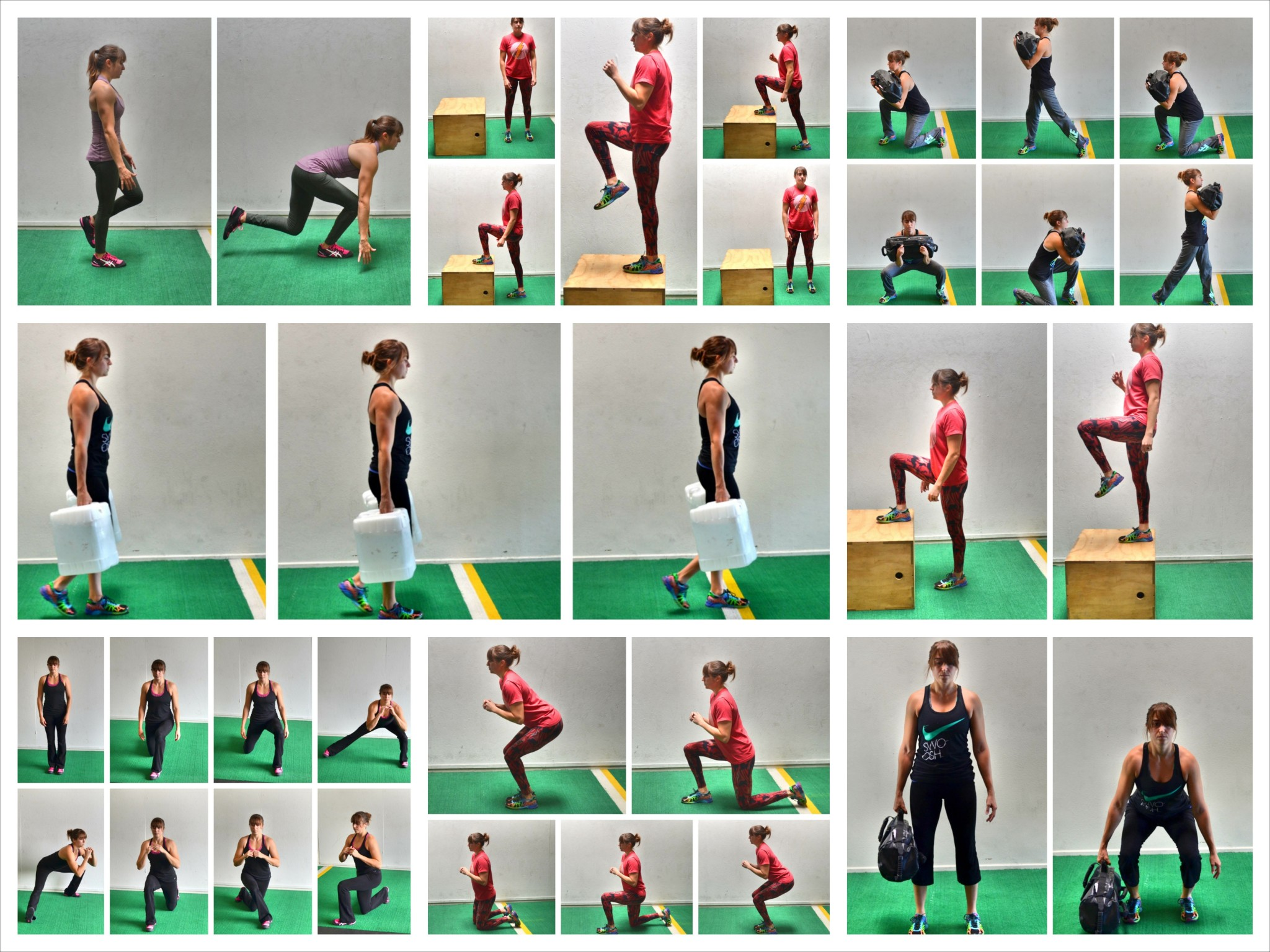 10 Functional Training Leg Exercises Redefining Strength