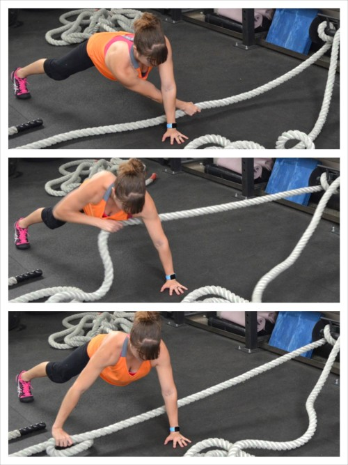 battle-rope-lateral-plank-pull