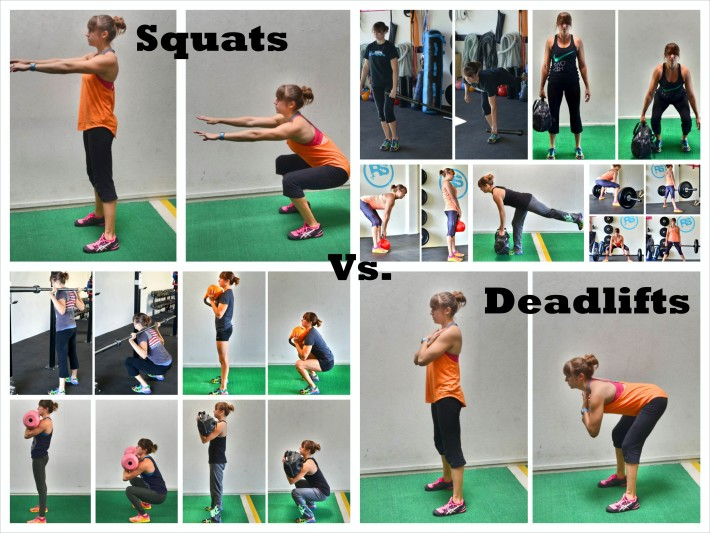 Squats vs Deadlifts Squats vs Deadlift – What's