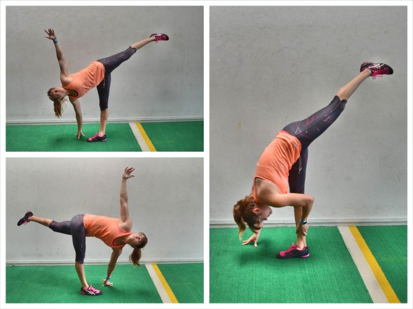 yoga poses for glutes and balance