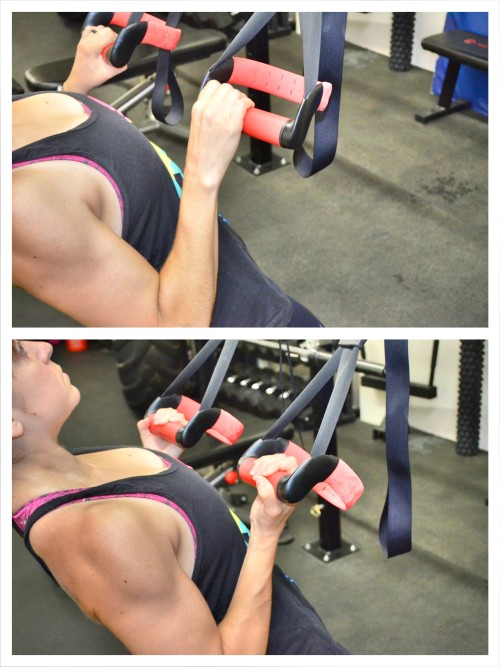 Learn how to pec bounce