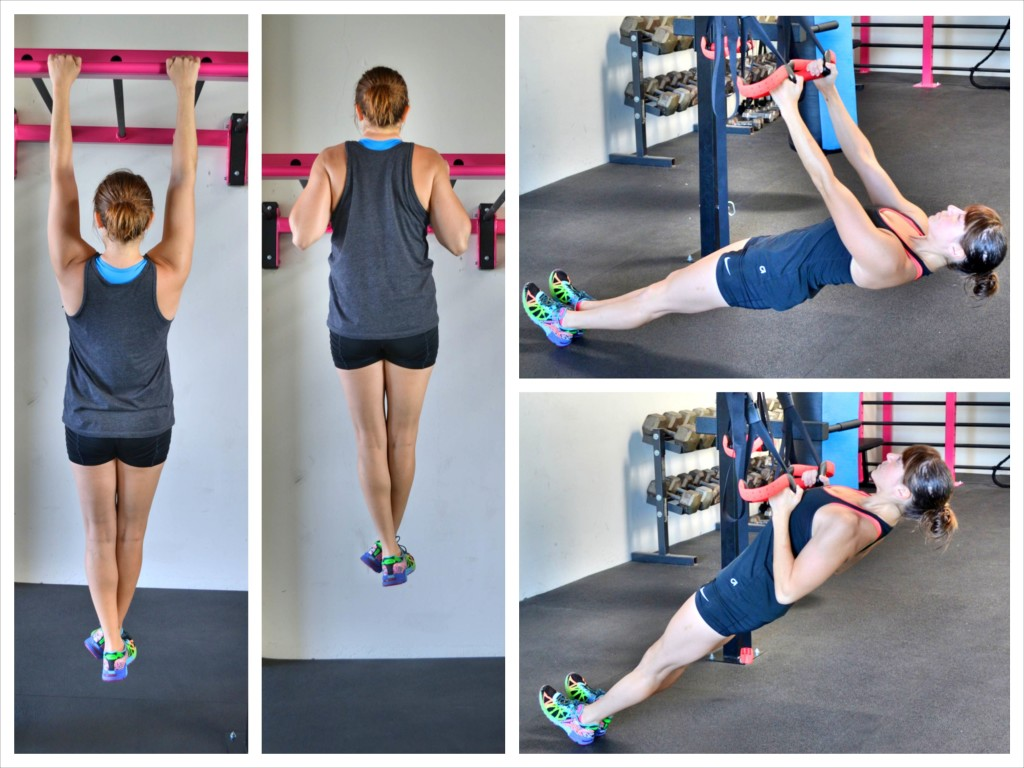 The Pull Up Vs The Inverted Row Redefining Strength