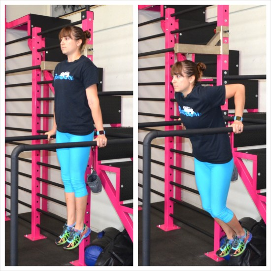 The Push Up Vs  The Dip | Redefining Strength