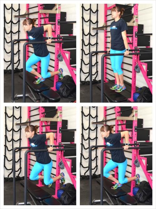 jumping-dip-variation