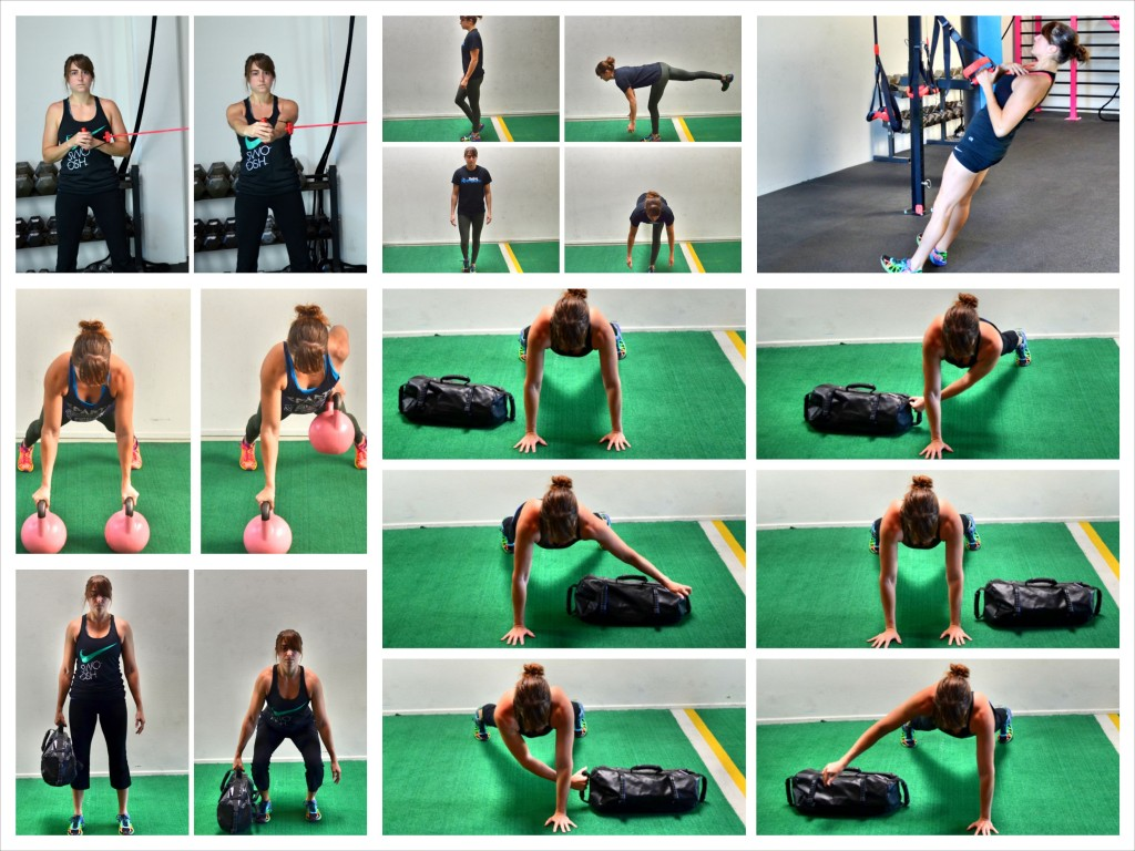 Anti Rotational Exercises Redefining Strength