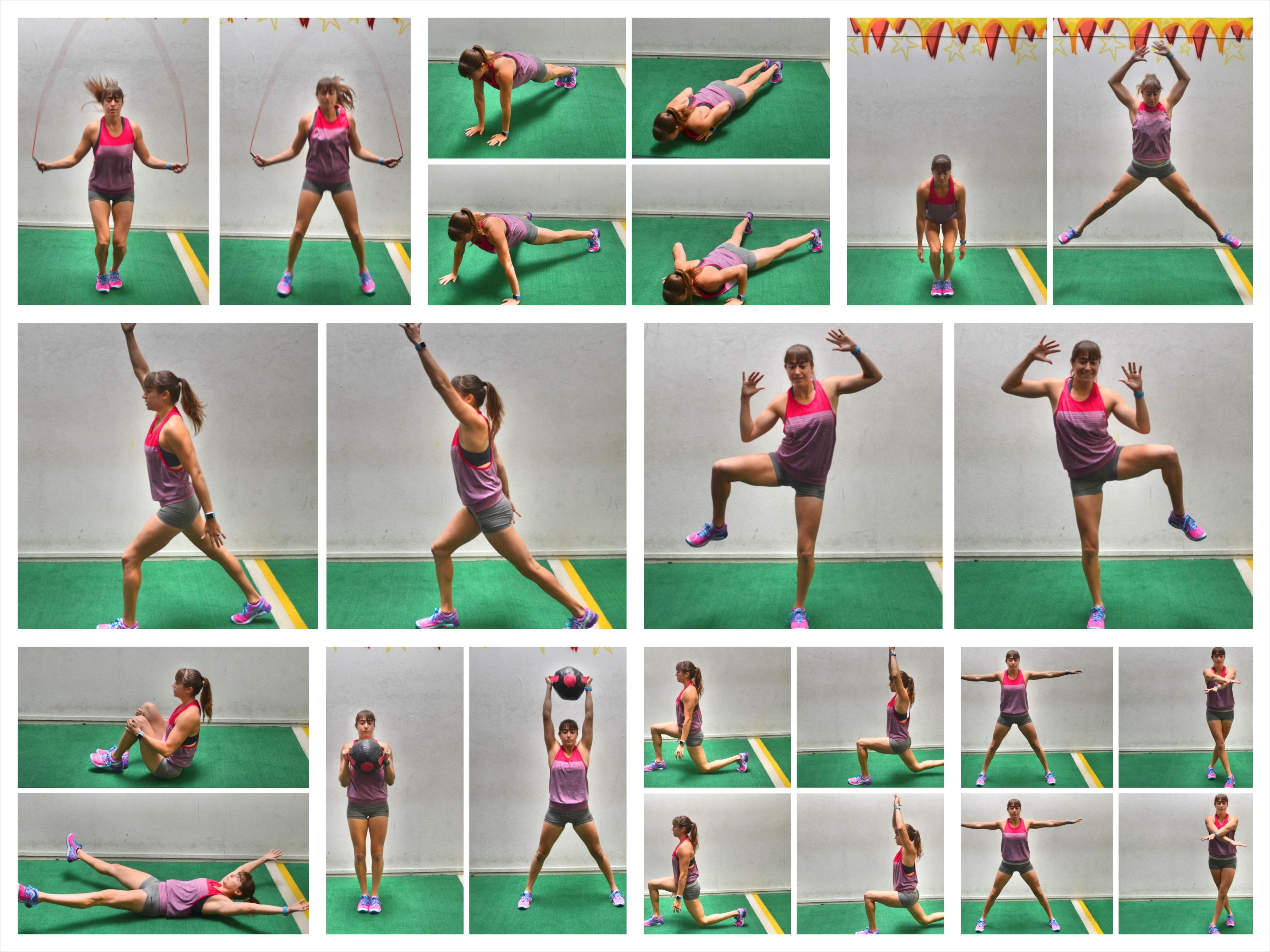 15 Jumping Jack Variations | Redefining Strength