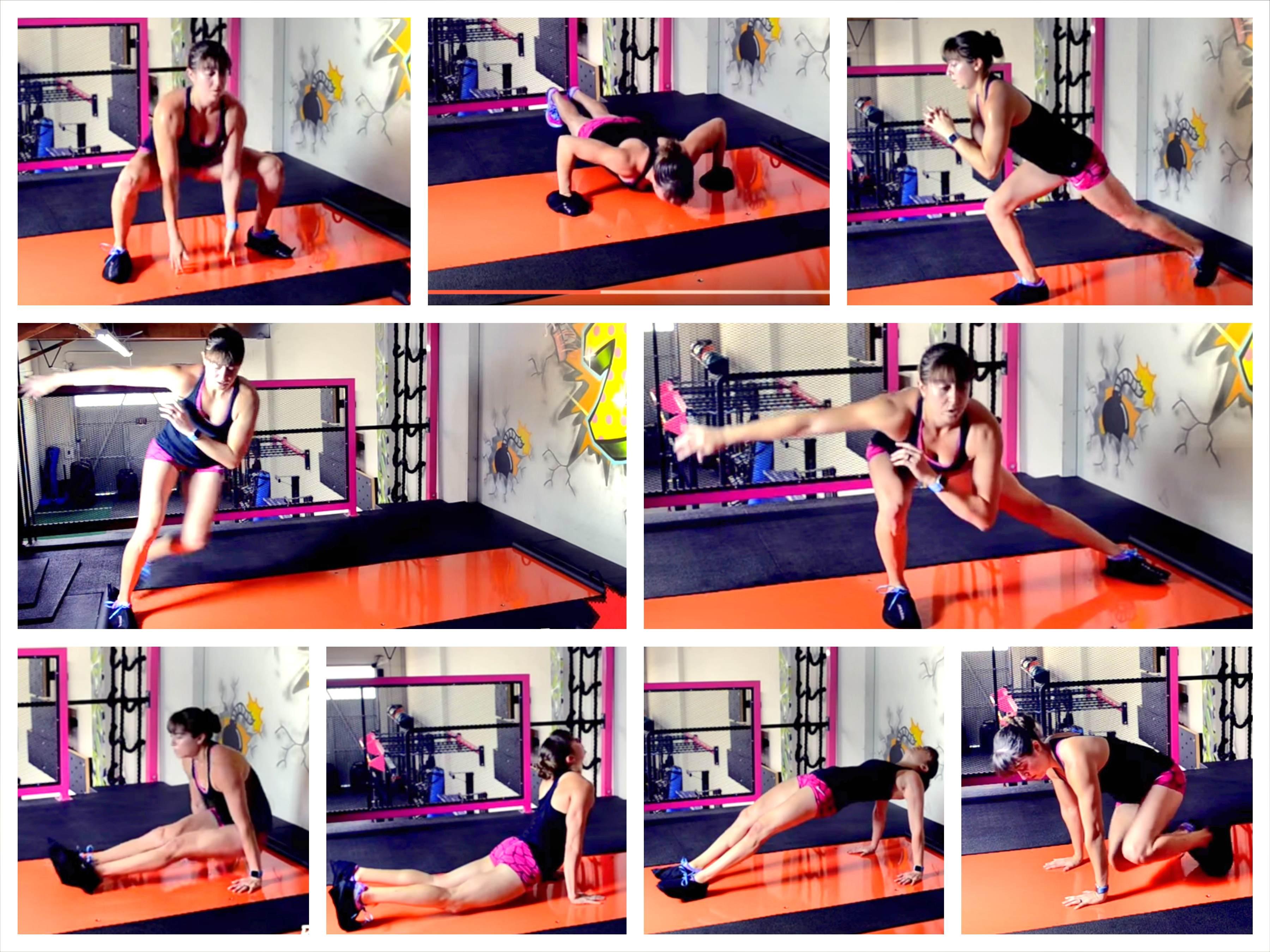 21 Slide Board Exercises | Redefining Strength