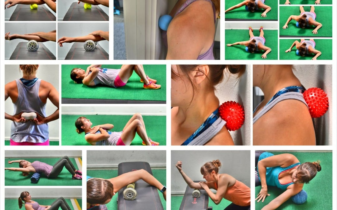 Prevent and Alleviate Upper Body Aches And Pains – 11 Upper Body Foam Rolling Moves