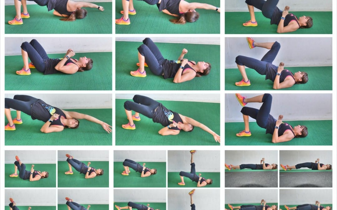 Glute Activation 15 Glute Bridge Variations Redefining